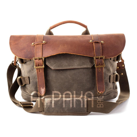 Alpaka no.4 - Camera Shoulder Bag