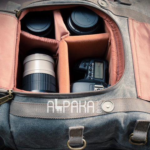 Image of Alpaka no.3 - Camera Backpack