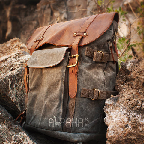 Alpaka no.3 - Camera Backpack
