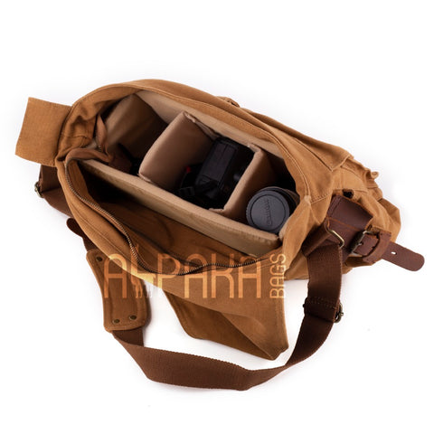 Image of Alpaka no.5 - Camera Shoulder Bag