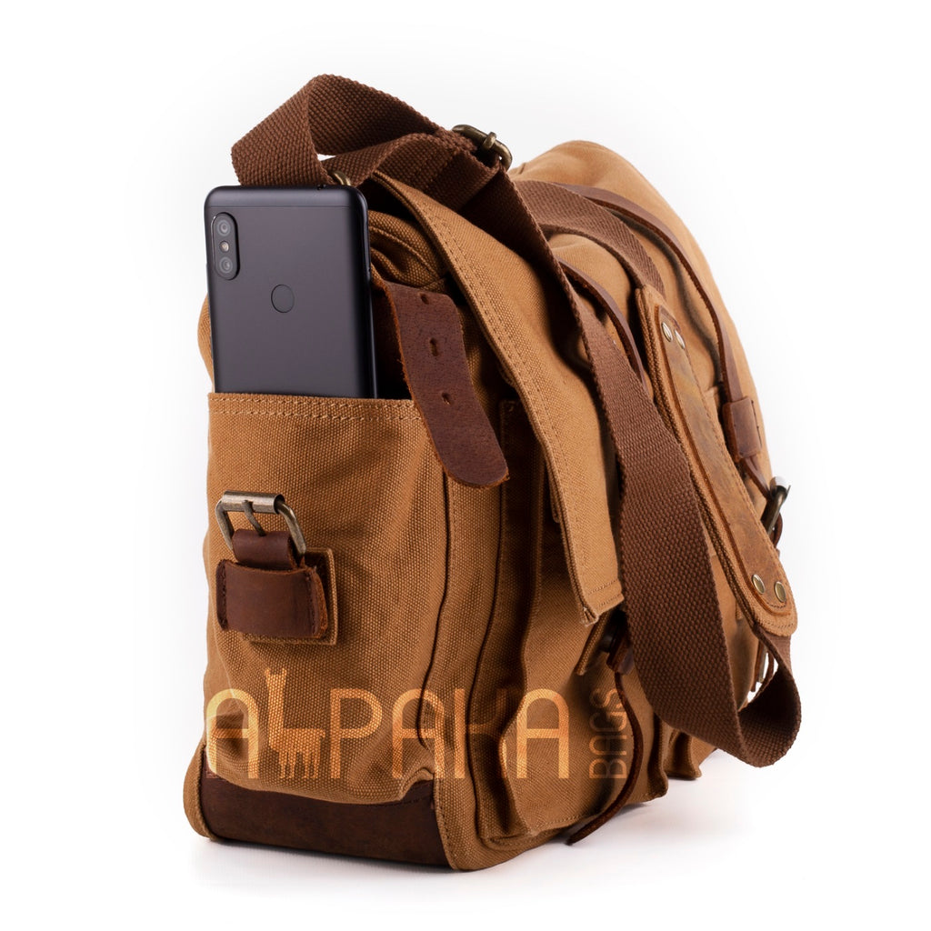 Alpaka no.5 - Camera Shoulder Bag