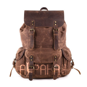 Alpaka no.7 - Travel Backpack