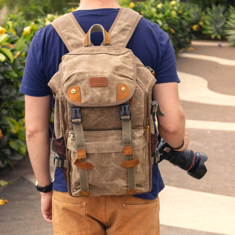Alpaka no.8 - Premium Camera Backpack