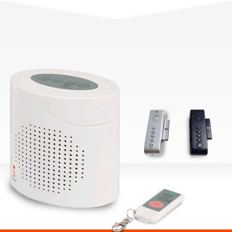 Buy security alarms, batteries and security gadgets from Bond Online Products