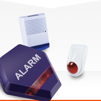 Dummy Alarm Bell Boxes