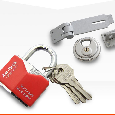 Shop for key and combination locks from Bond Online Products.