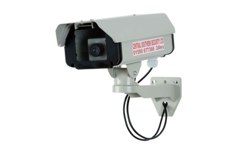 Security Camera - Commercial Standard - External Dummy Camera