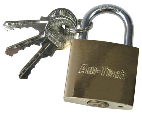 Small Padlock 32 mm Steel Padlock