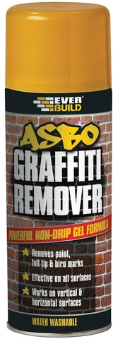 Everbuild Graffiti Remover Aerosol, 400 ml