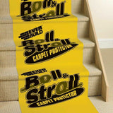 Roll and Stroll Premium Carpet Floor Protector Protection 600mm x 25m