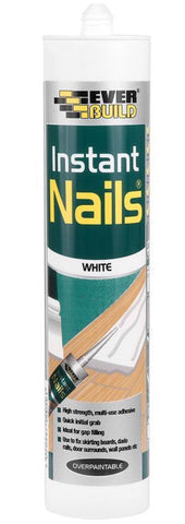 Everbuild Instant Nails Grab Adhesive- 295ml