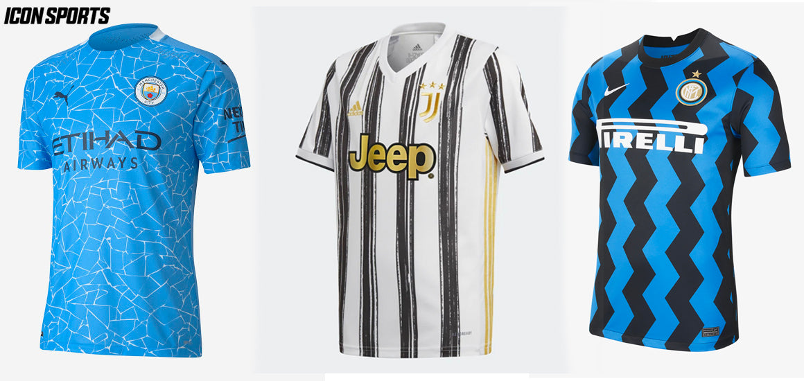 Our Top 5 Soccer Kits for 2020-2021