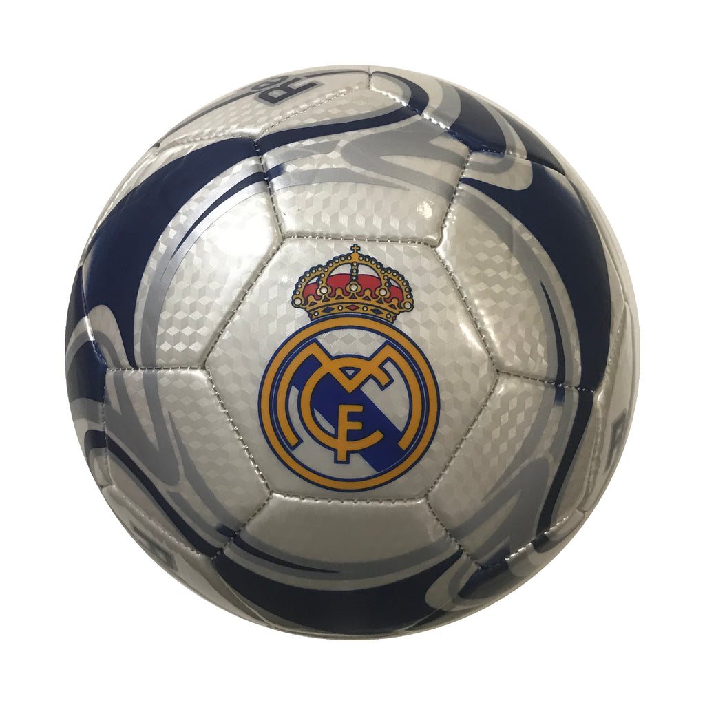 Real Madrid Pearl Flare Size 5 Soccer Ball