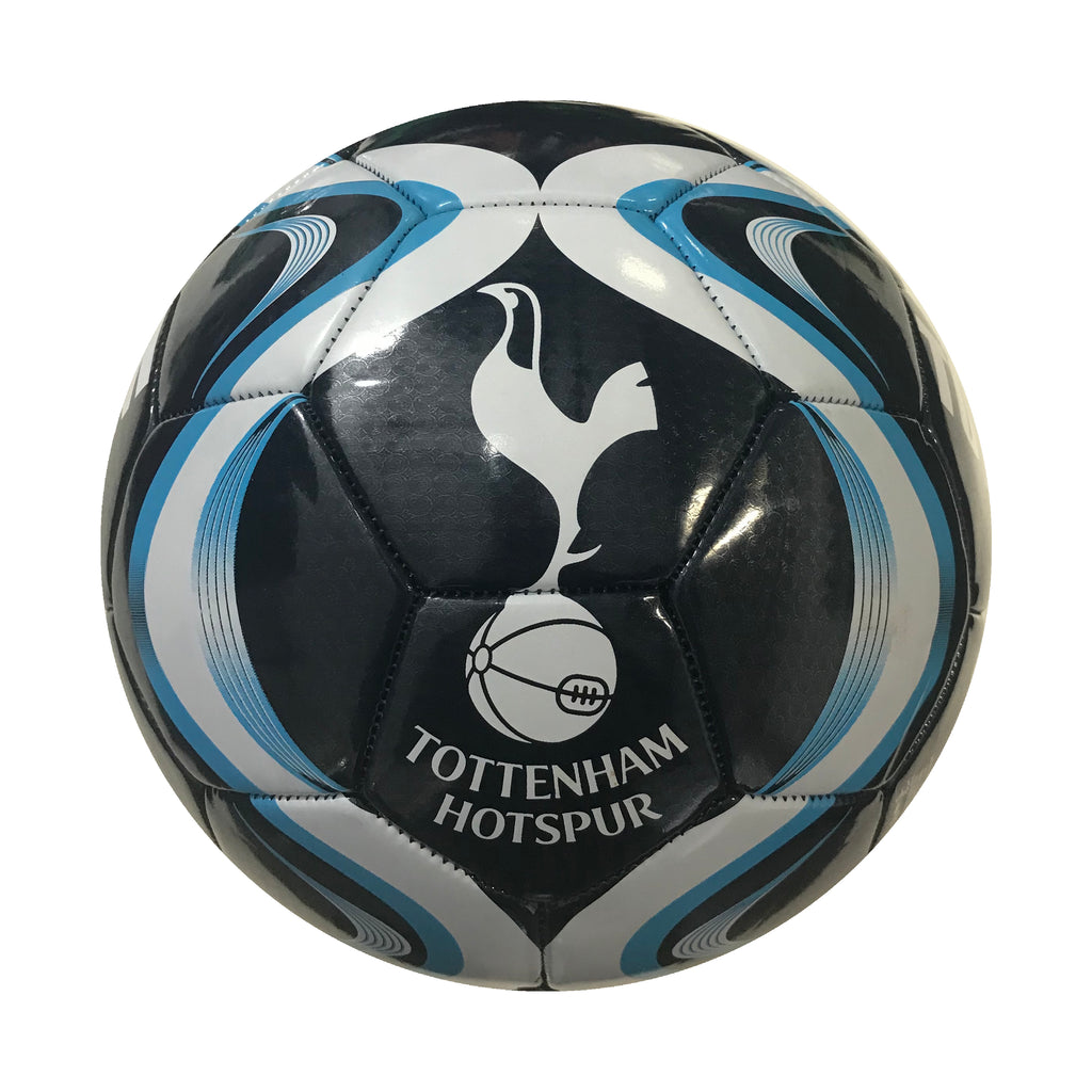 Tottenham Hotspur Navy Coined Size 5 Soccer Ball by Icon Sports