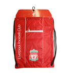 Liverpool FC Official Licensed Drawstring Cinch Bag