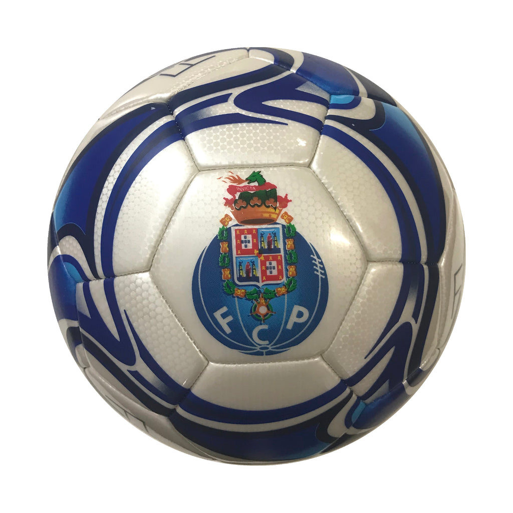 FC Porto Pearl Flare Size 5 Soccer Ball by Icon Sports