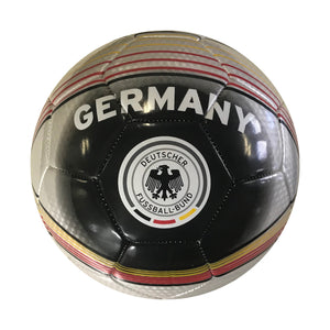 DFB Germany National Team Overspray Size 5 Soccer Ball by Icon Sports