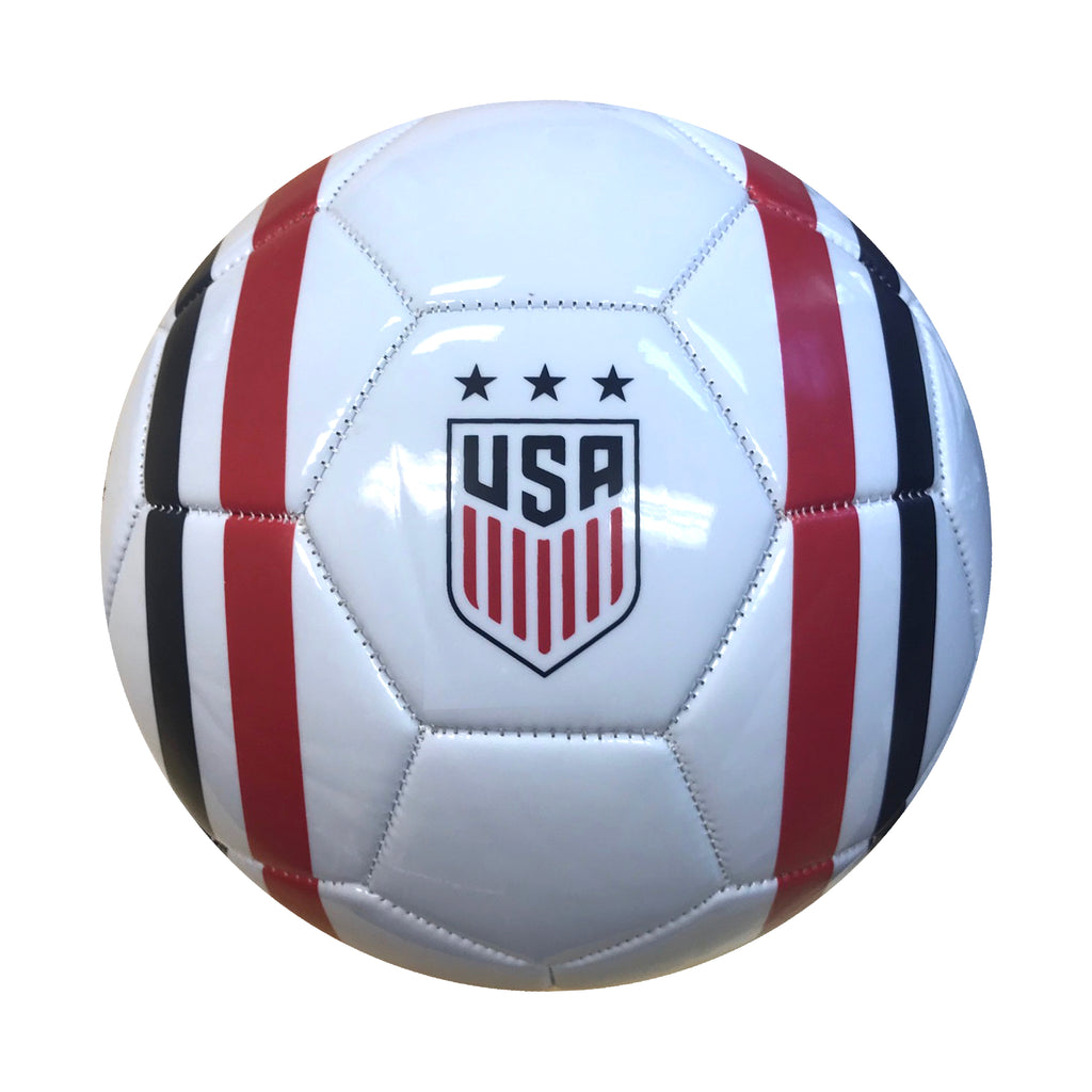 USWNT One Nation. One Team. Size 5 Soccer Ball by Icon Sports