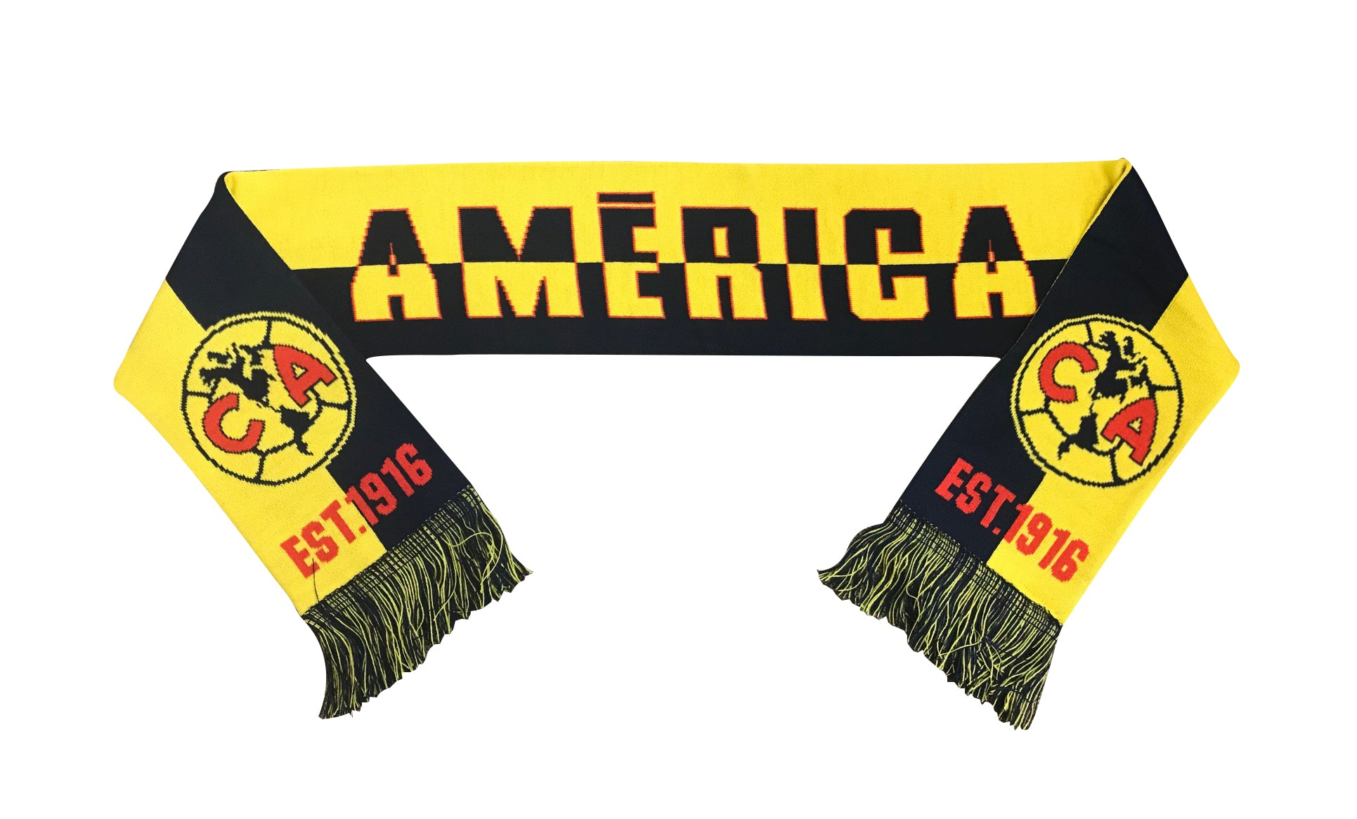 Club América Est. 1916 Reversible Fan Scarf by Icon Sports
