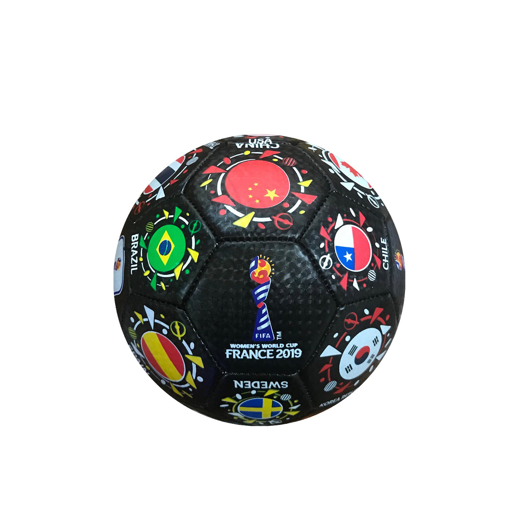 FIFA 2019 Women's World Cup France National Orbit Souvenir Size 2 Mini Ball by Icon Sports