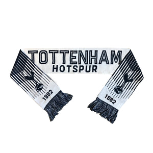 Tottenham Hotspur Reversible Fan Scarf by Icon Sports