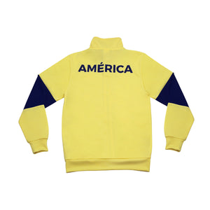 Club América Youth Touchline Full-Zip Track Jacket by Icon Sports