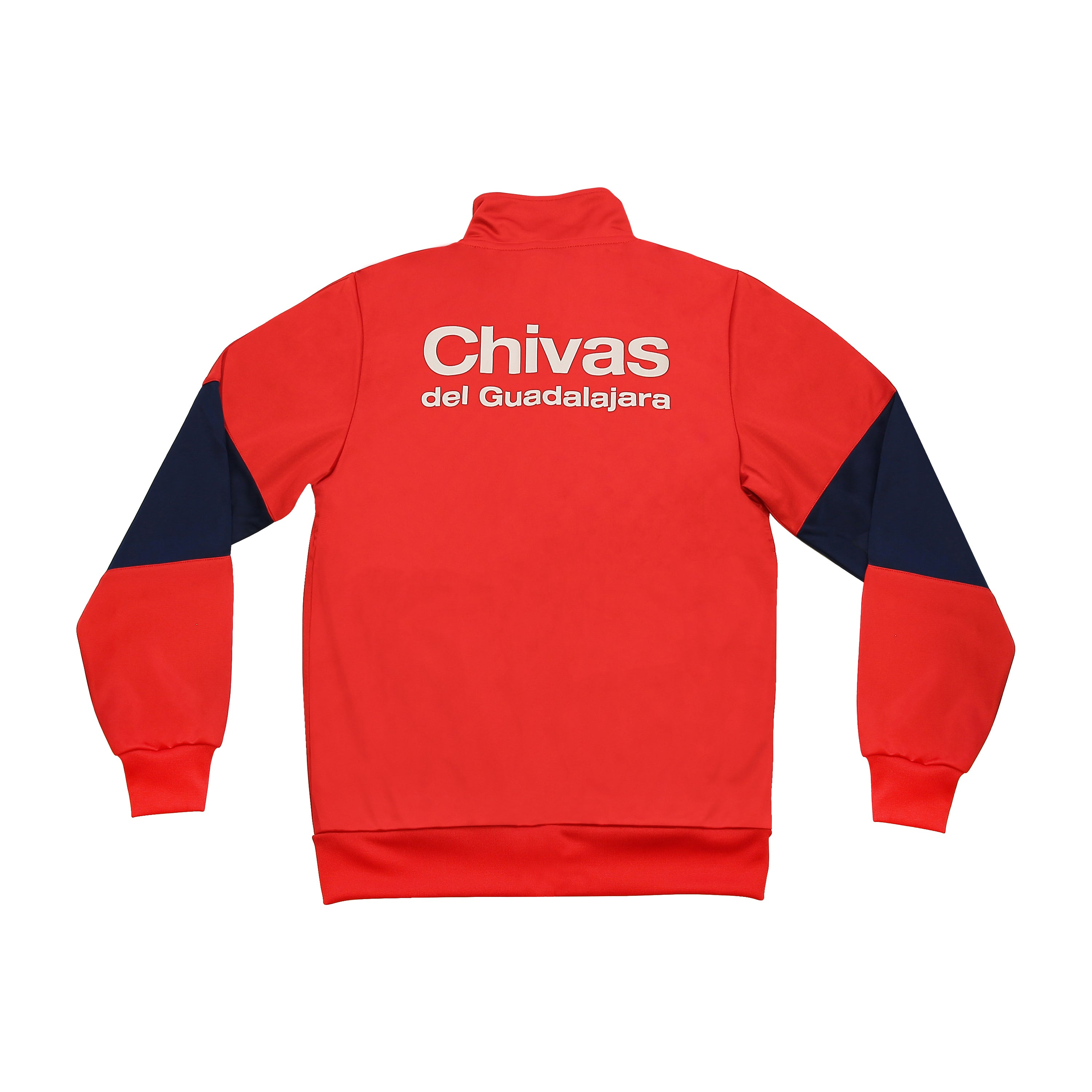 Chivas Del Guadalajara Youth Touchline Full-Zip Track Jacket by Icon Sports