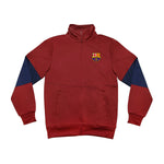 "FC Barcelona Youth Full-Zip ""Touchline"" Track Jacket - Red by Icon Sports"