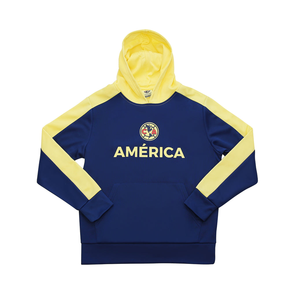 "Club América ""Side Step"" Youth Pullover Hoodie by Icon Sports"