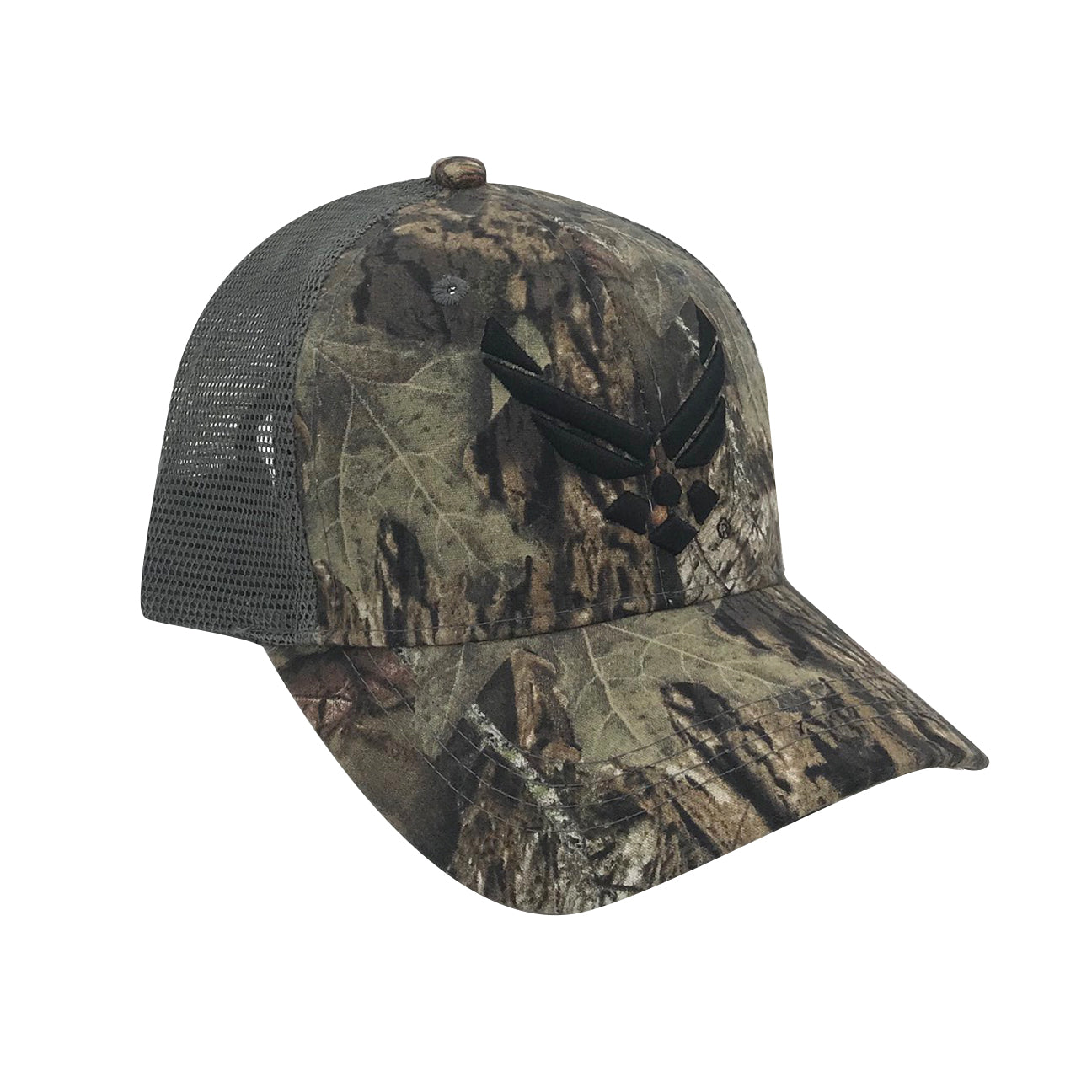 U.S. Air Force x Mossy Oak Break-Up Country Trucker Cap by Icon Sports