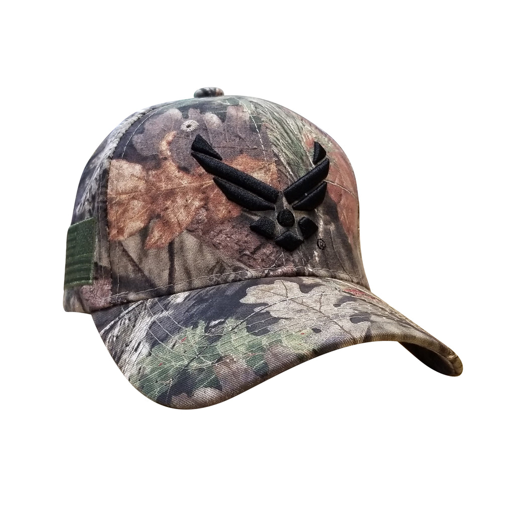 U.S. Air Force x Mossy Oak Break-Up Country Logo Cap