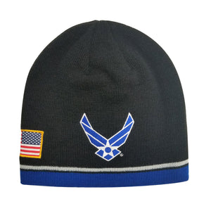U.S. Air Force Logo Beanie by Icon Sports