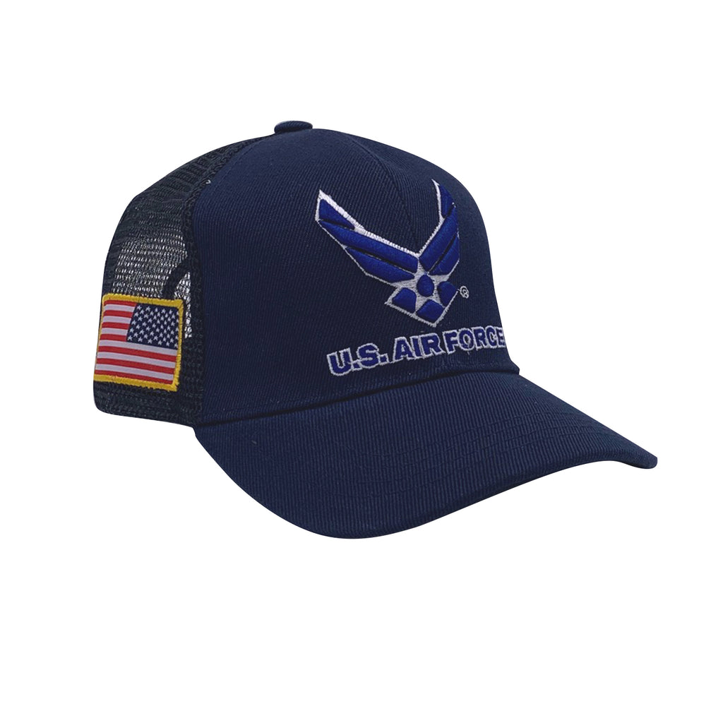 U.S. Air Force Battle Flag Trucker Cap by Icon Sports