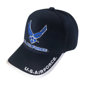 U.S. Air Force Acrylic Cap - Navy by Icon Sports