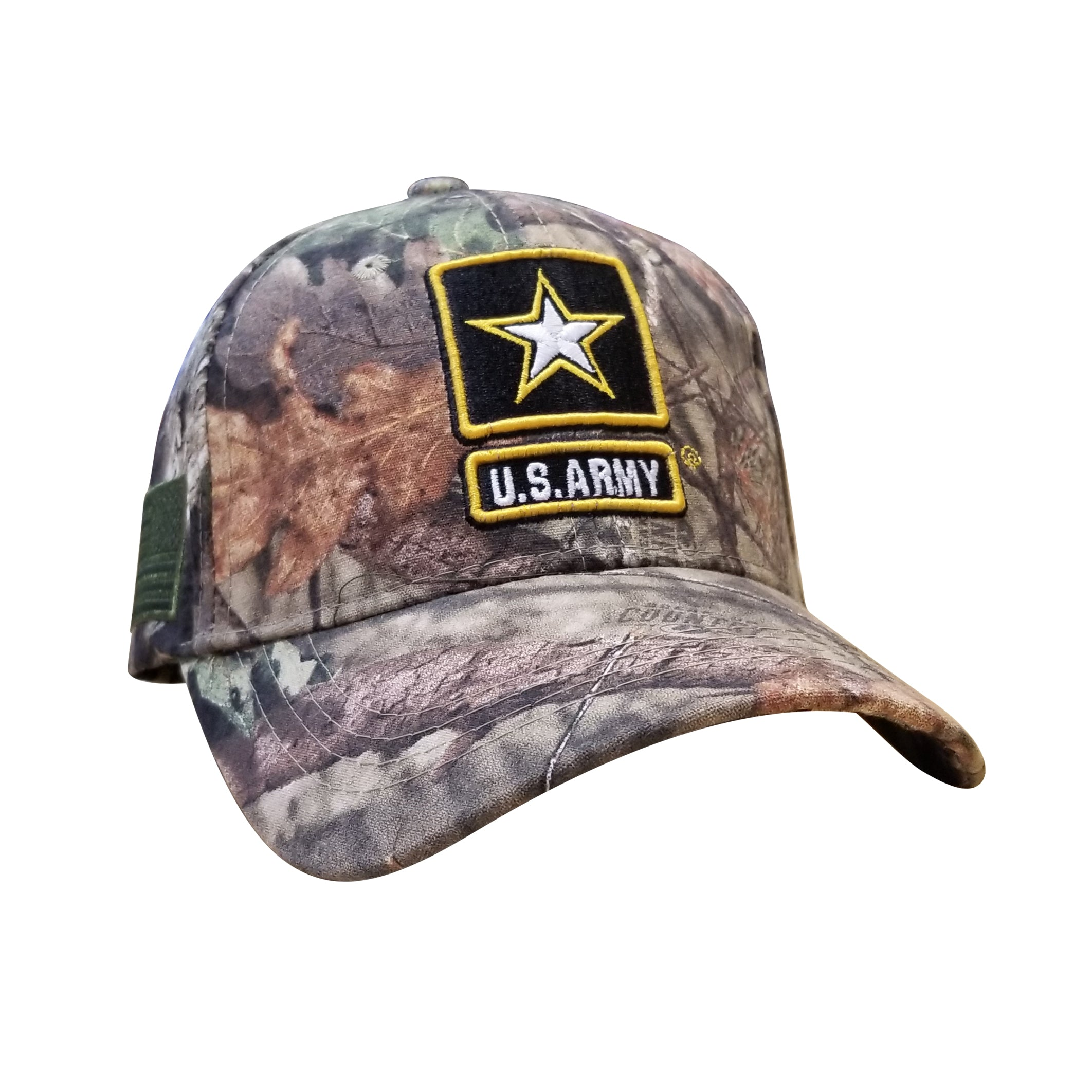 U.S. Army x Mossy Oak Break-Up Country Logo Cap by Icon Sports
