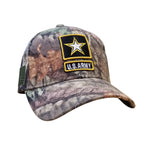 U.S. Army x Mossy Oak Break-Up Country Logo Cap