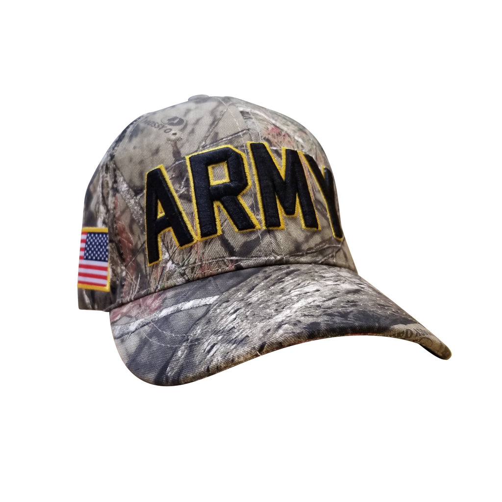 U.S. ARMY x MOSSY OAK BREAK-UP COUNTRY CAP
