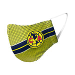 Club América Dotted Face Covering by Icon Sports