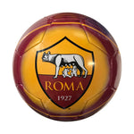 AS Roma Logo Regulation Size 5 Soccer Ball