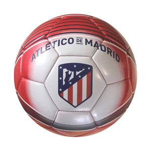 Atletico Madrid Logo Regulation Size 5 Soccer Ball by Icon Sports