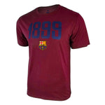 FC Barcelona 1899 T-Shirt - Navy by Icon Sports