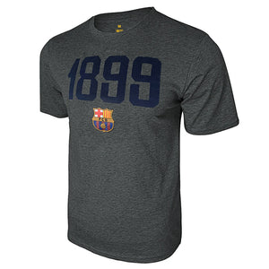 FC Barcelona 1899 T-Shirt - Blue by Icon Sports