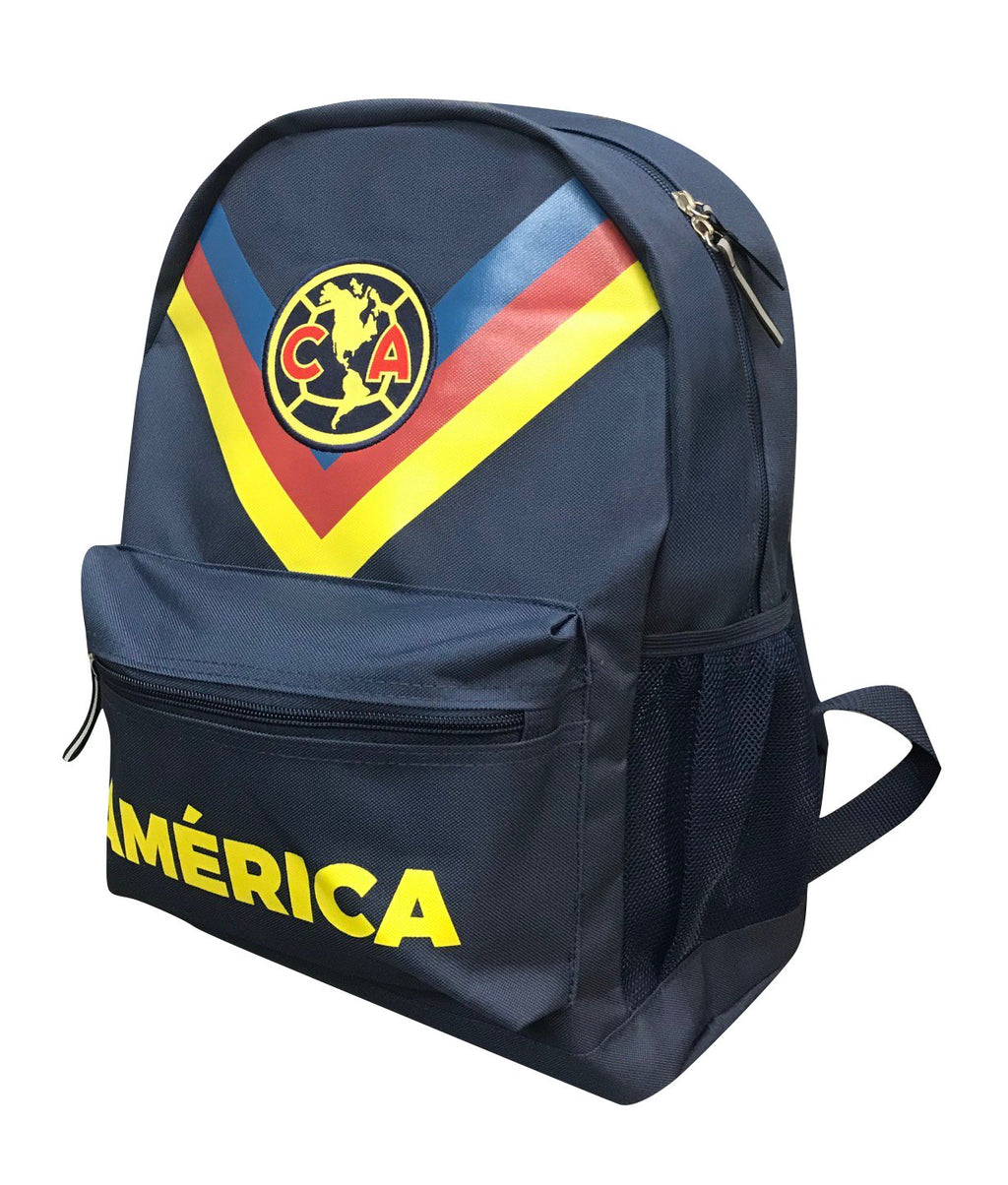Club América Backpack - Navy Blue by Icon Sports