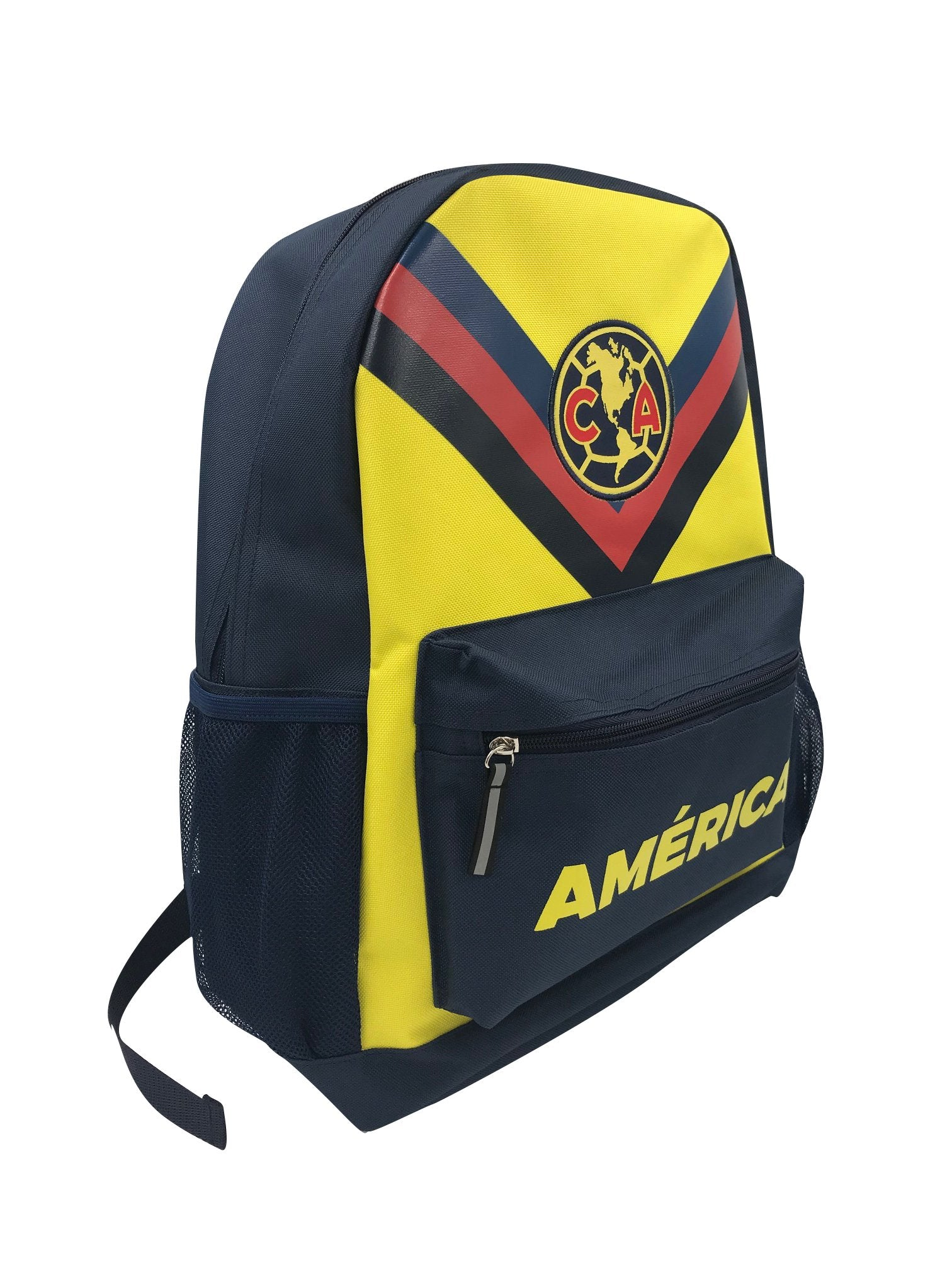 Club América Backpack - Yellow by Icon Sports