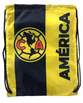 Club América Logo Drawstring Cinch Bag by Icon Sports