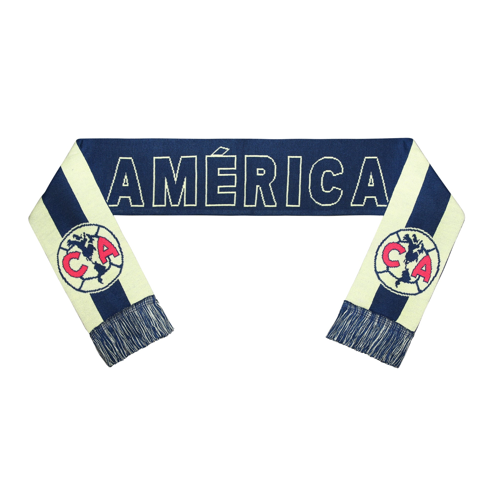 Club América Reversible Fan Scarf by Icon Sports