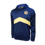 Club América Pullover Hoodie Youth- Navy & Yellow by Icon Sports