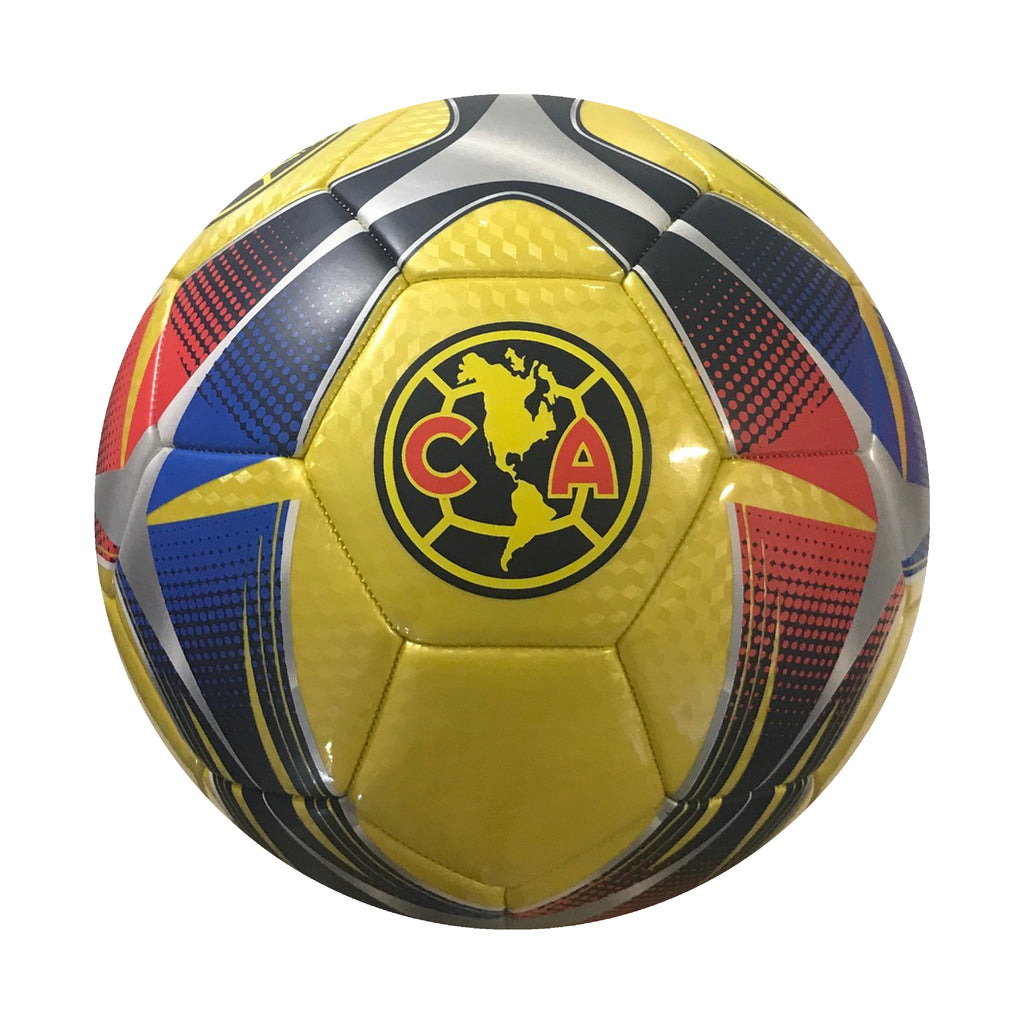 Club América Regulation Size 5 Soccer Ball by Icon Sports