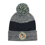 Club América Heathered Cuff Pom Beanie by Icon Sports