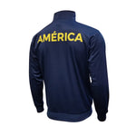 "Club América Adult Full-Zip ""NextGen"" Track Jacket by Icon Sports"